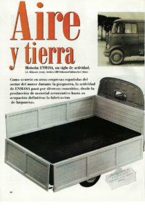 Artículo revista Motor Clásico