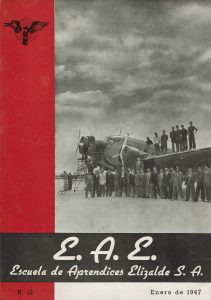 Revista EAE N-12 Ene 1947