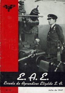 Revista EAE N-13 Jul 1947