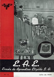 Revista EAE N-15 Jul 1949