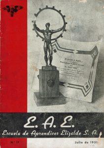 Revista EAE N-17 Jul 1951