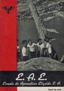 Revista EAE N-6 Ene 1944