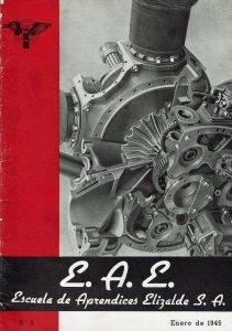 Revista EAE N-8 Ene 1945