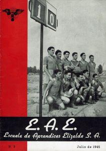 Revista EAE N-9 Jul 1945