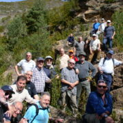 Planoles-Mines de Can Paloca-Ribes de Freser. 2015.04.15